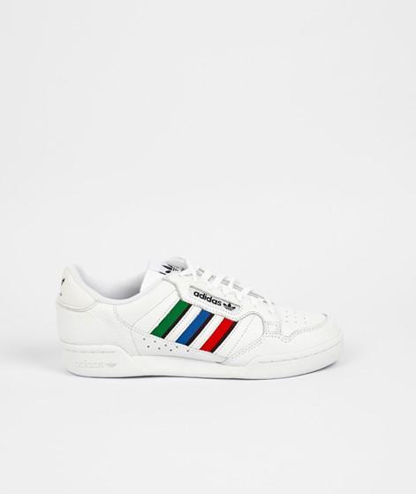 ADIDAS Continental 80 Stri Sneaker weiß