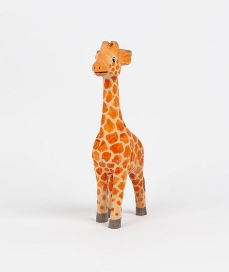 FERM LIVING Giraffe Spielzeug multi