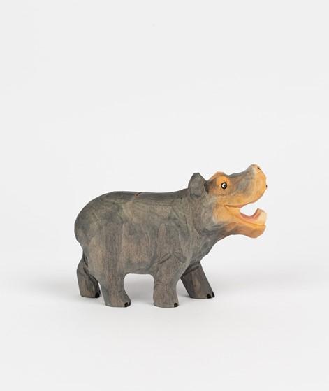 FERM LIVING Hippo Spielzeug multi