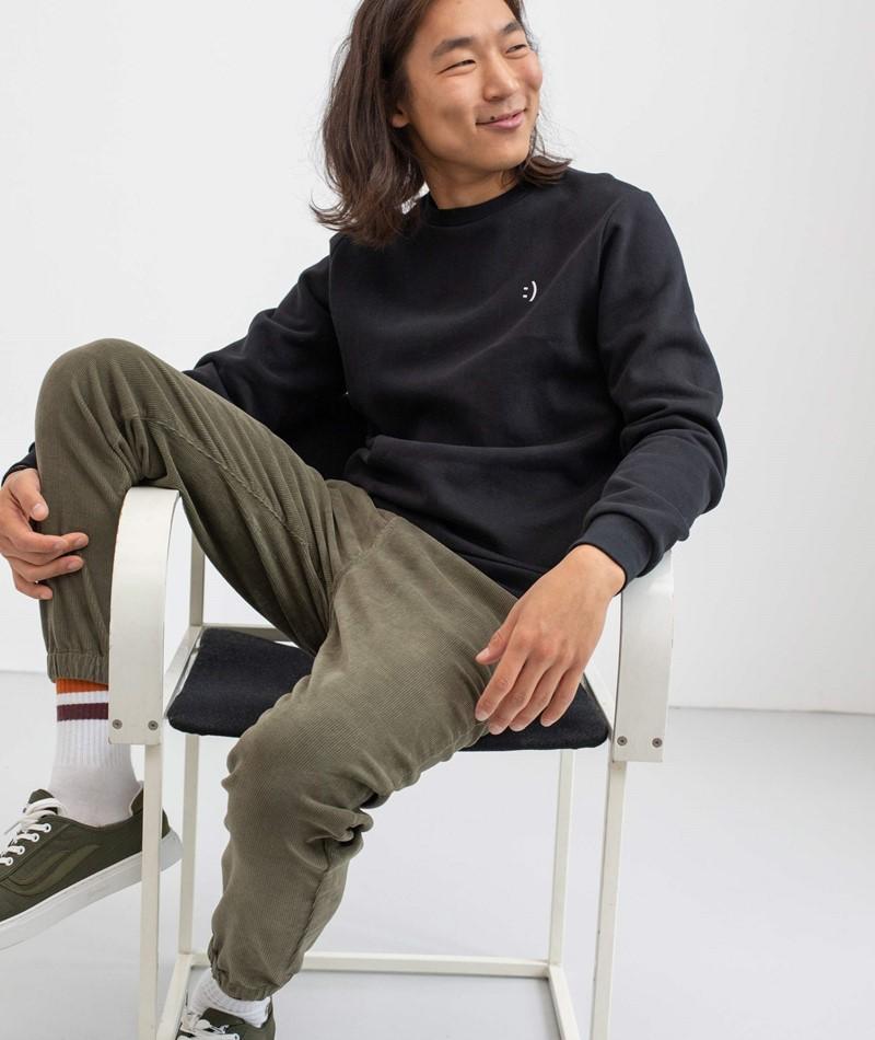 KAUF DICH GLÜCKLICH Sweater Smiley