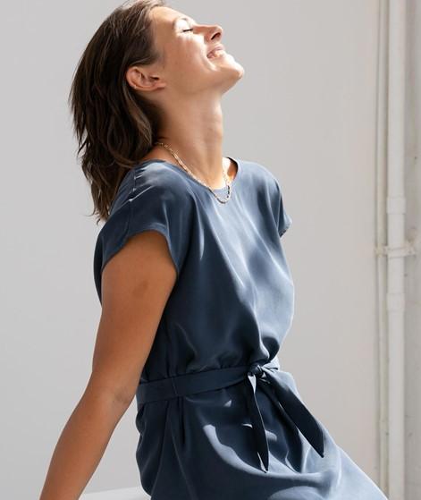 KAUF DICH GLÜCKLICH Kleid dunkelblau