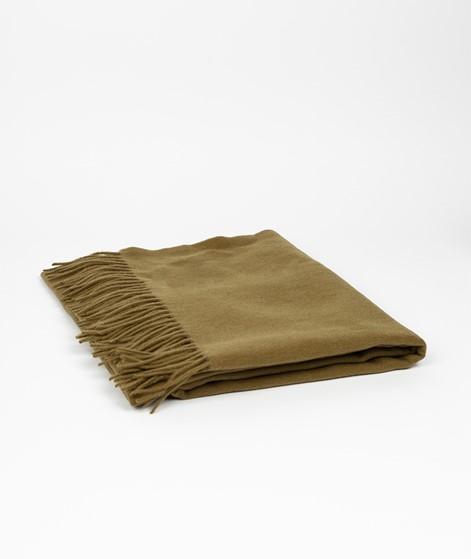 SELECTED FEMME SLFTime Wool Schal khaki