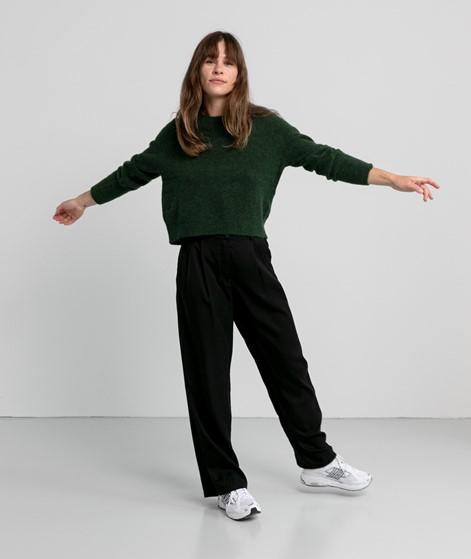 SAMSOE SAMSOE Nor O-N Pullover grün