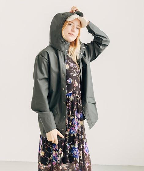 RAINS Leichte Jacke grau
