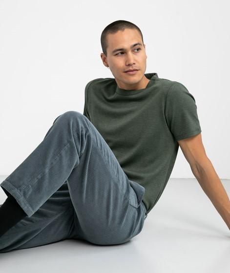 NOWADAYS Twill T-Shirt grün