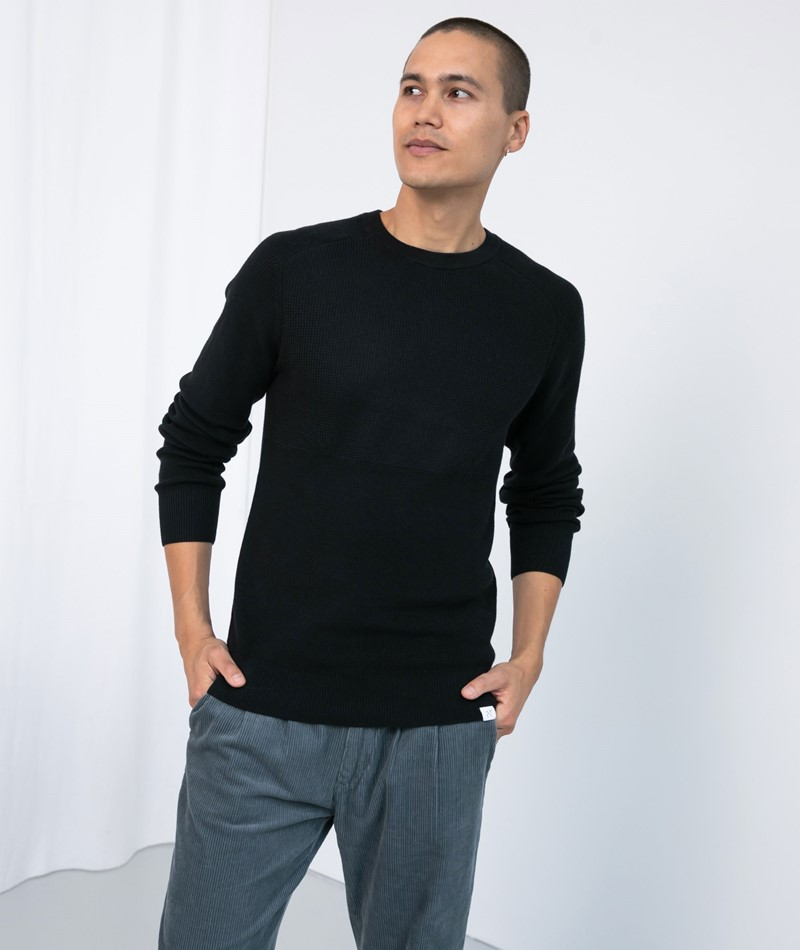 NOWADAYS Multi Structure Pullover