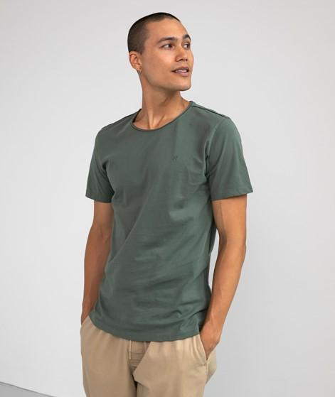 NOWADAYS Basic T-Shirt grün