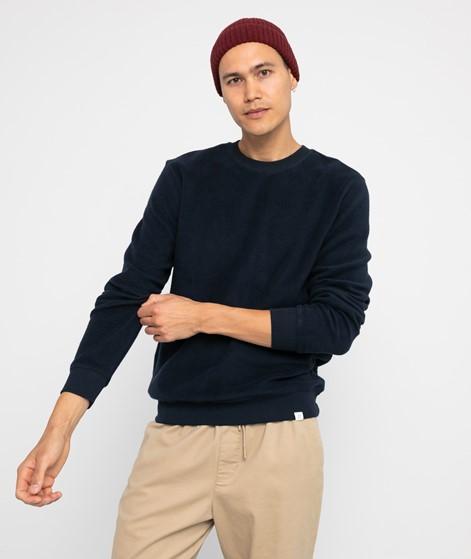 NOWADAYS Brushed Sweater dunkelblau