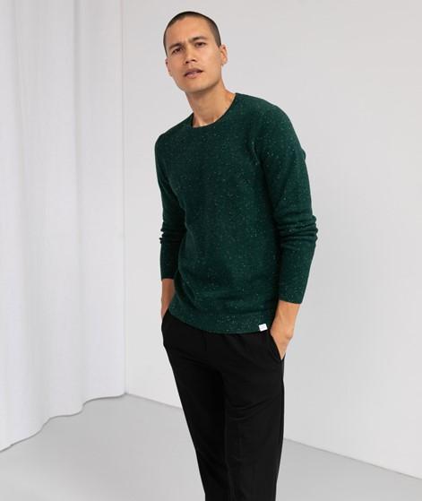 NOWADAYS Cotton Naps Pullover grün