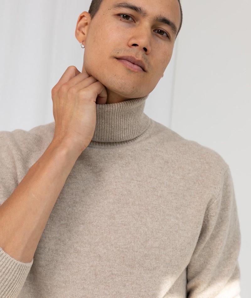 SAMSOE SAMSOE Viktor Pullover beige