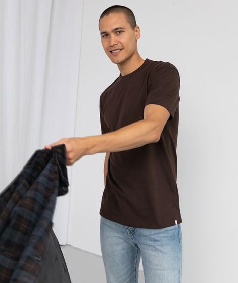 MINIMUM Aarhus T-Shirt braun