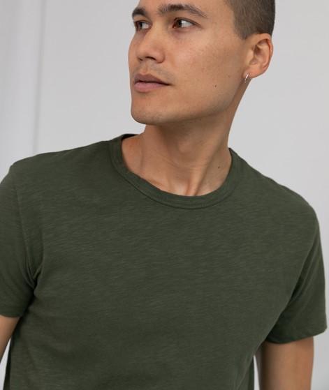 SAMSOE SAMSOE Lassen T-Shirt dunkelgrün