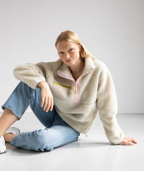 LEVIS Monty Sherpa Sweater beige