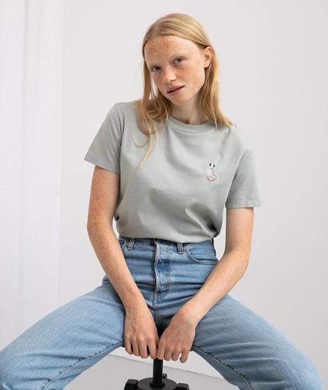 KAUF DICH GLÜCKLICH T-Shirt mint