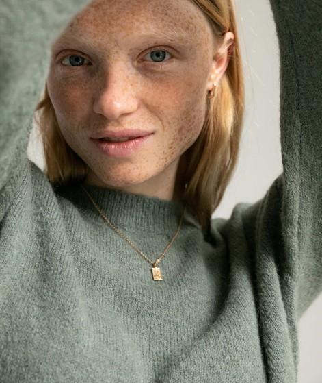 MOSS COPENHAGEN Femme Pullover grün