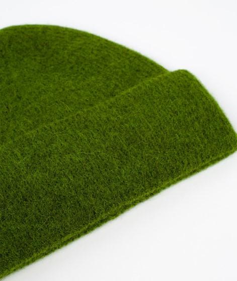 SAMSOE SAMSOE Nor Mütze grün