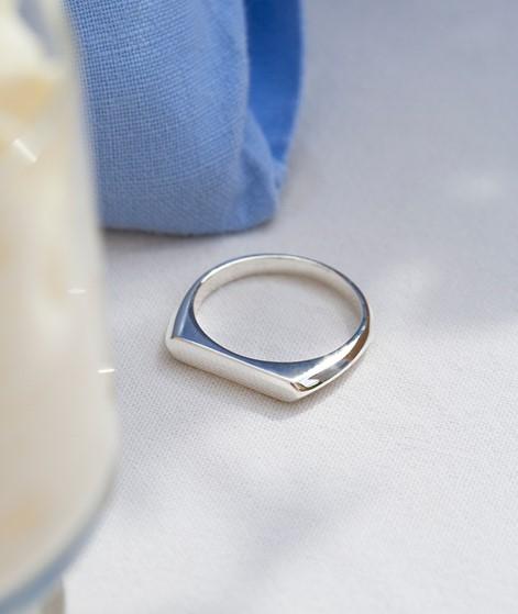 JUKSEREI Canoe Ring silber
