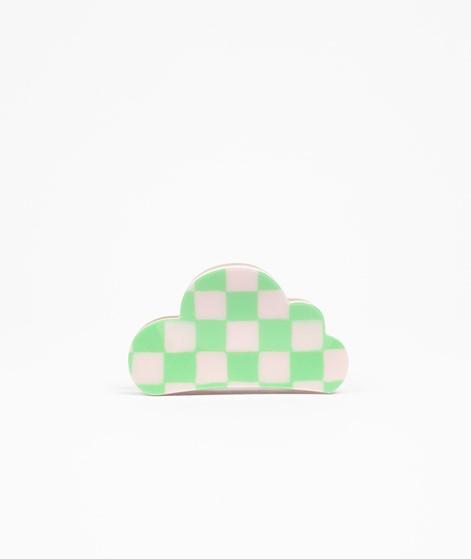 EBBA Hairclip check rosa grün