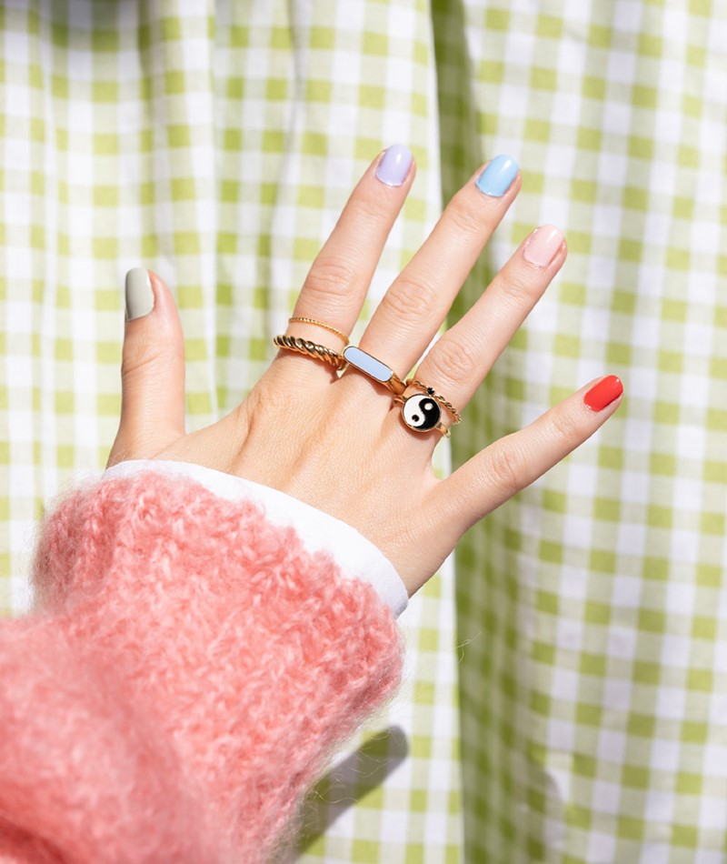 EBBA Ring Ying Yang