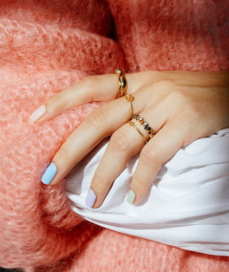 EBBA Ring gold
