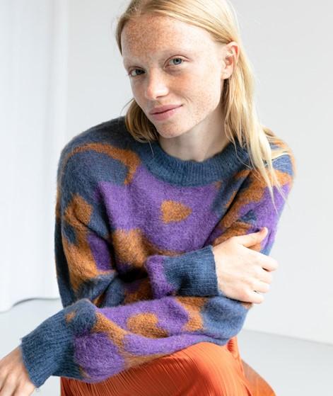 FRNCH PARIS Neliane Pullover gemustert