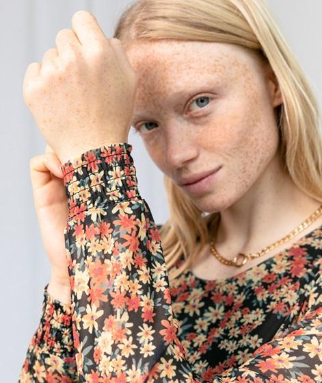 VILA VIVolette Midi Kleid print