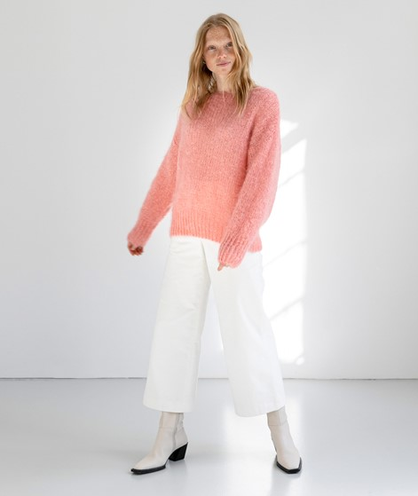 FRNCH PARIS Navel Pullover pink