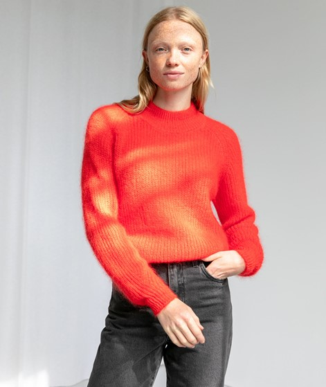 FRNCH PARIS Neuvilie Pullover rot