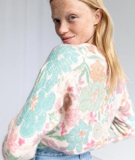 FRNCH PARIS Nerine Pullover gemustert