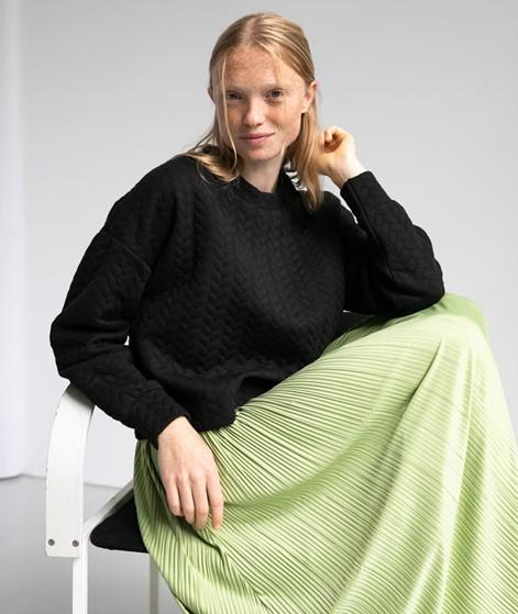 VILA VIKalimi Sweater schwarz