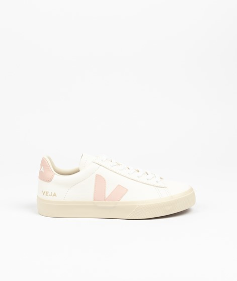 VEJA Campo Sneaker weiß