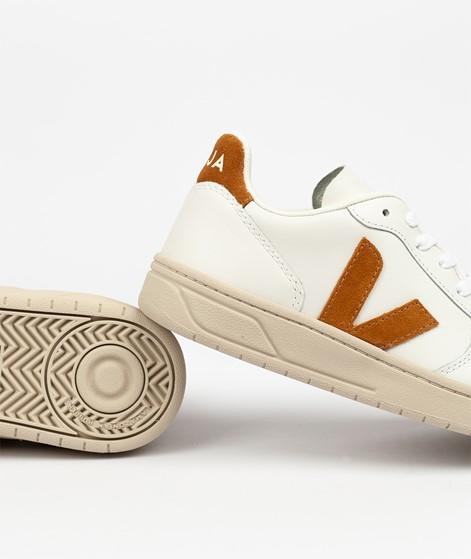 VEJA  V-10 Sneaker weiß