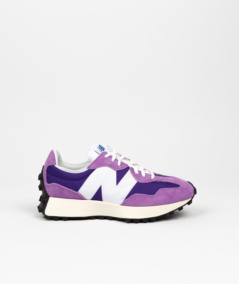 NEW BALANCE 327 Sneaker lila