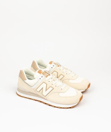 NEW BALANCE 574 Sneaker creme