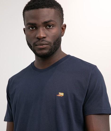 REVOLUTION Regular T-Shirt dunkelblau