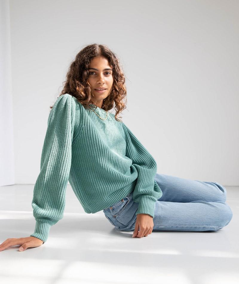 MBYM Farrell Pullover grün