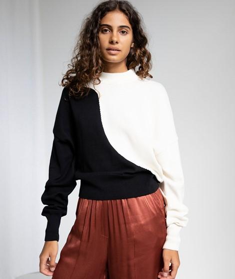 JAN N JUNE Yin Pullover schwarz