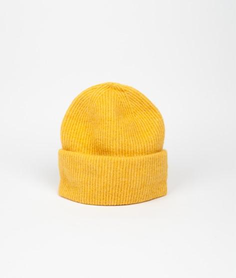 SAMSOE SAMSOE Nor Mütze gelb