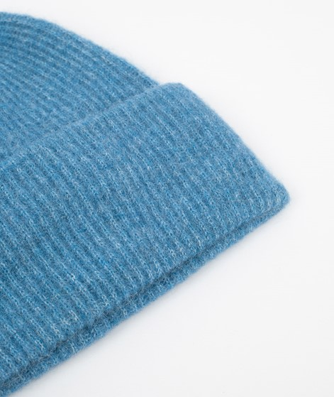 SAMSOE SAMSOE Nor Mütze blau