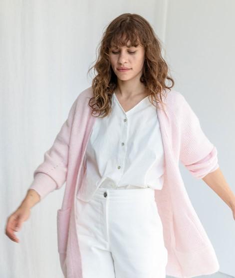 SELECTED FEMME SLFLulu Cardigan rosa