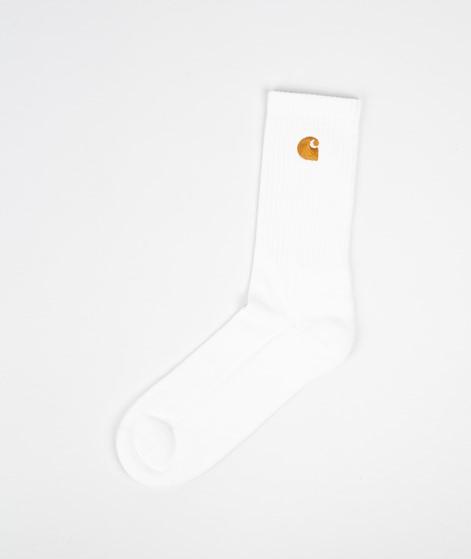 CARHARTT WIP Chase Socken weiß