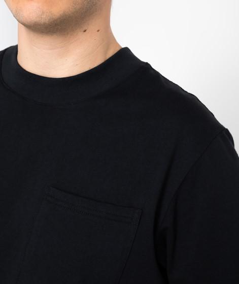 MINIMUM Coon T-Shirt schwarz