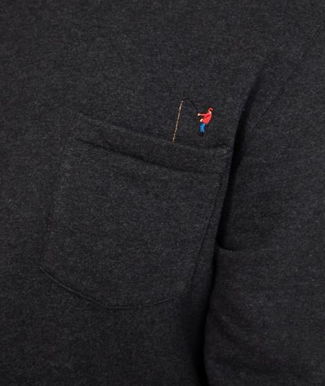 REVOLUTION Crewneck Pullover schwarz