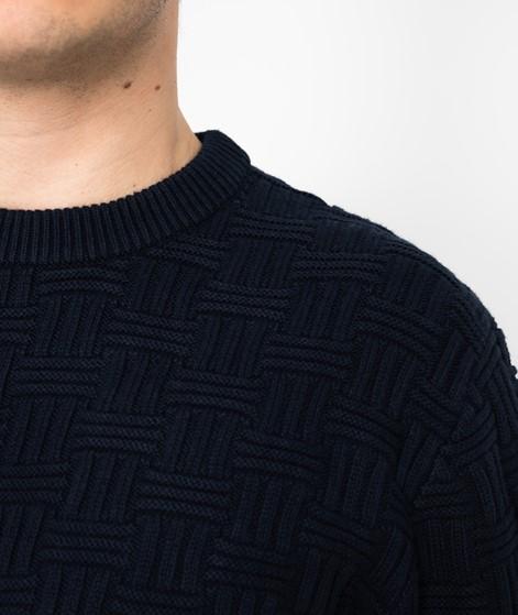 WEMOTO Daire Cotton Pullover dunkelblau