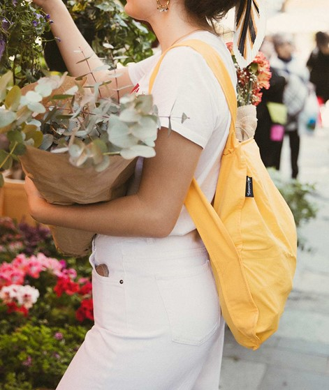 NOTABAG Shopper gelb