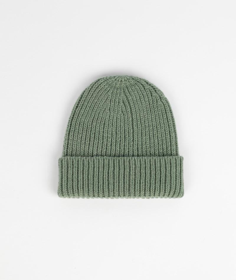KAUF DICH GLÜCKLICH Mütze grün