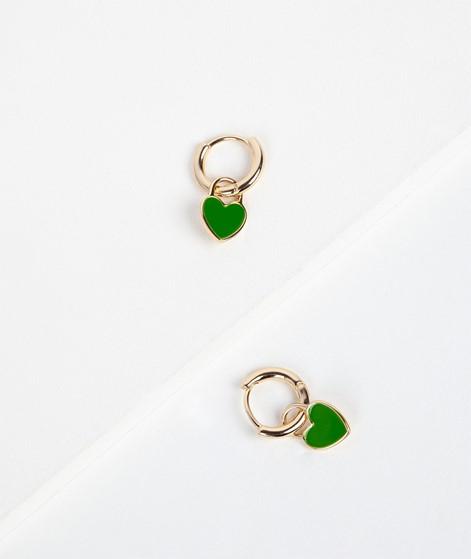EBBA Ohrringe grün
