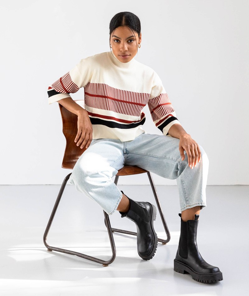 NATIVE YOUTH Noontide Pullover multi