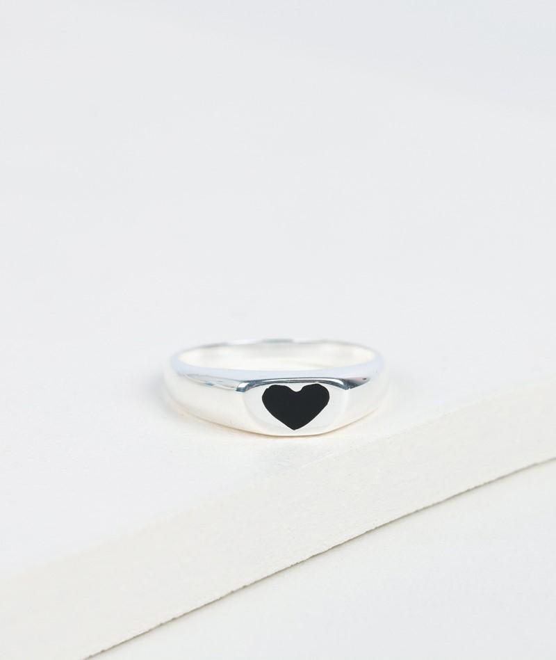 FLAWED Infinite Love Ring silber