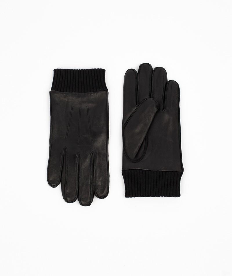 SAMSOE SAMSOE Hackney Handschuhe schwarz